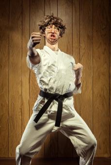 karatenerdpunching