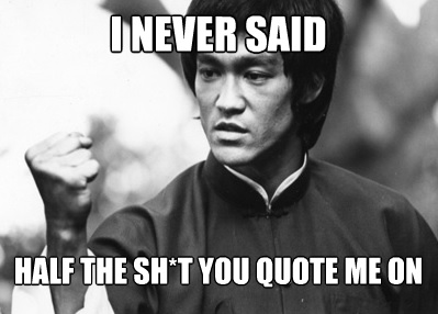 32 Awesome Karate Quotes