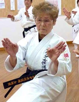 black-belt-old-lady